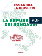 Alessandra Paola Ghisleri - La Repubblica dei sondaggi (2020)