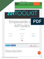 Empezando con ARToolkit