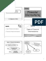 3.Financial intermediaries