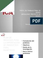 plan de negocios de empresa importadora de insumos para diabeticos