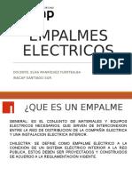 EMPALMES ELECTRICOS.ppt