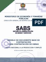 documento base de contratación dbc