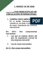 CONTRATOS MERCANTILES DE CIRCULACIÓN INTERNACIONAL..docx
