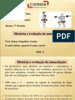 2. História da musculação