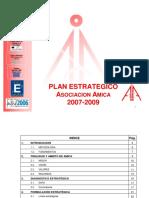 Amica Plan Estrategico 2007-2009