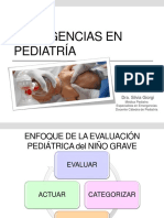 Power Poin Emergencias en Pediatria 1