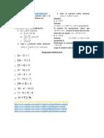Guia Nº2 Matematicas 11 Valor Absoluto