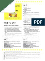 a-g   act vs