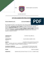 ACTA DE LIQUIDACIÓN  (1)