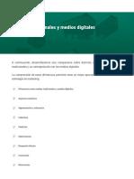 M1 Medios tradicionales y medios digitales