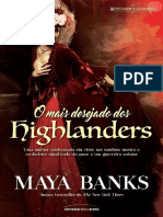 Série Montgomery e Armstrong _ Livro 02 _ O Mais Desejado dos Highlanders - Maya Banks.pdf