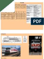 Modélisme ferroviaire à l'échelle HO. Composition de rames. CC21000 Dec. 2010