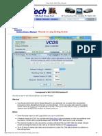 Ross-Tech_ VCDS Tour_ Recode