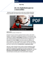 La OMS pide a la ciudadanía que no reutilice las mascarillas Artículo