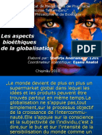 La Global is at Ion Et Ses Aspects Bioethiques
