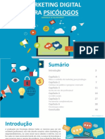 E-BOOK MARKETING DIGITAL PARA PSICÓLOGOS
