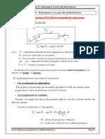 Chapitre IV. Performances Et Cycles Des Turboreacteurs. Copie