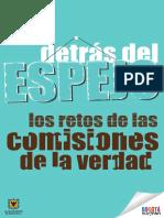 Detrás del espejo - Los relatos de las Comisiones de la Verdad