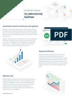 RiskRecon Data Sheet