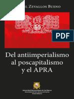 Del antiimperialismo al poscapitalismo y APRA