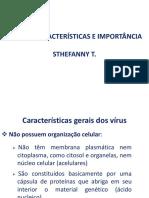 Vírus e Suas Principais Características