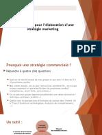 stratégie MARKETING du groupe Industriel (2)