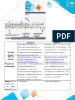 Matriz para el desarrollo de la fase 3_