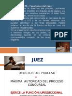 BOLILLA 3.2. juez y otros  funcionarios Dcho