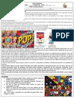 TD - FILOSOFIA DA ARTE