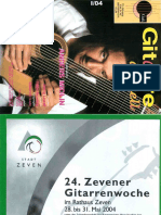Gitarre aktuell Nr. 84, 1-2004
