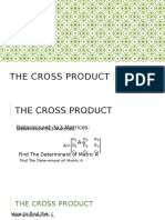 The Cross product [Autosaved]2.pptx