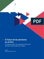 El Futuro de Las Pensiones en El Peru-oit