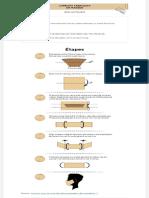 Masque Maison - Fabrication - Instructions - Version à télécharger