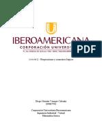 Actividad 2 - Proposiciones y Conectores Lógicos