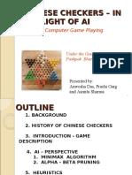 Anwesha Chinese Checker