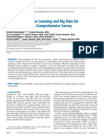 Leveraging Machine Learning and Big Data for Smart Building _A comprehensive survey