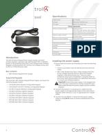 48v-wireless-keypad-power-supply-installation-guide-rev-a