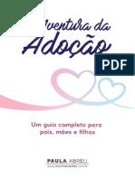 Aventura da Adocao - Paula Abreu
