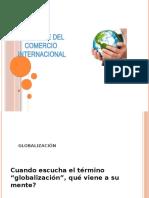 Ambiente del Comercio Internacional I