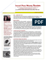 JPM May 2014 Newsletter