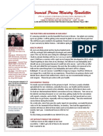 JPM April 2014 Newsletter