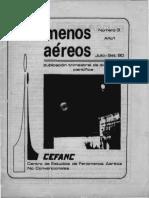 CEFANC Boletin Informativo - No 03 (Fenomenos Aereos) - Jul 1980
