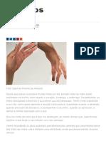 As mãos - Blog da Companhia das Letras