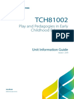TCH81002_Play and Pedagogies in Early Childhood Education