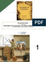 1.The Principles of Economics