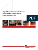 Pipe Recovery Products