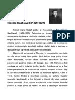 Il Principe - Niccolo Machiavelli