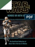 Heroes on Both Sides v1-6 (Standard)