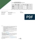 AM Annex J - LGU Quarterly Report12345