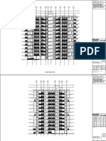 4 bhk elevation working drawing